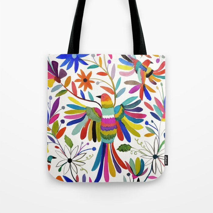 otomi bird Tote Bag