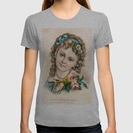 Little Flower Girl T-shirt