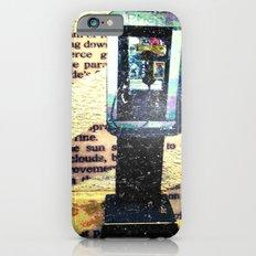 Old News iPhone 6s Slim Case