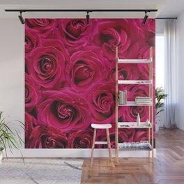 Rose Romance Wall Mural