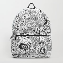 Histological section of my inner world (#4);original version Backpack