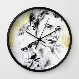 Children of the forest Wall Clock