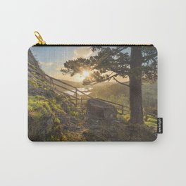 Sunrise in Gougane Barra Carry-All Pouch