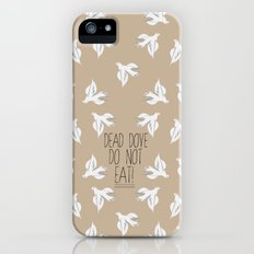 Arrested Development : Dead Dove Do Not Eat! iPhone (5, 5s) Slim Case