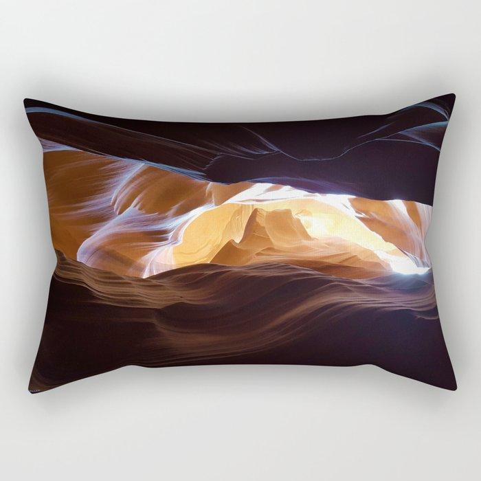 Antelope Canyon, Arizona Rectangular Pillow