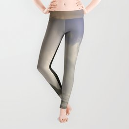 Capturing The Right Moment On Canvas Leggings