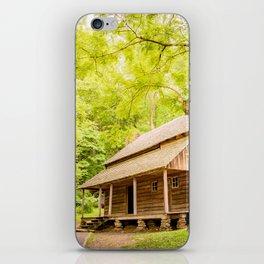 Weekend Getwaway iPhone Skin