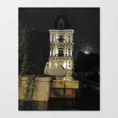Hotel de Ville II Canvas Print