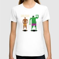 workout T-shirts featuring Sweet Workout by Hoborobo