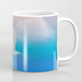 Onto the Shore  Coffee Mug