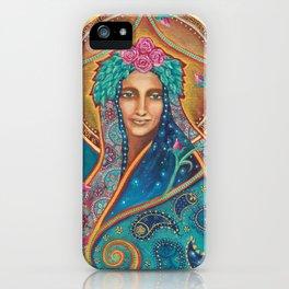 Shakti Creates by Justine Aldersey-Williams iPhone Case