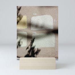Testing One, Two... Mini Art Print