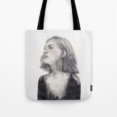 I See The Universe Inside Of You Tote Bag