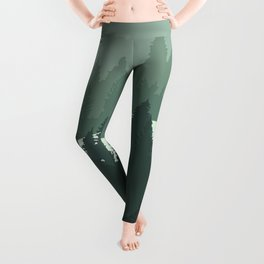 North by Pacific Northwest Leggings