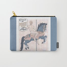 The Brass Ring 2 Carry-All Pouch