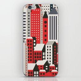 Urban city iPhone Skin