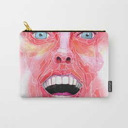 Your Expression Puzzles Me Carry-All Pouch