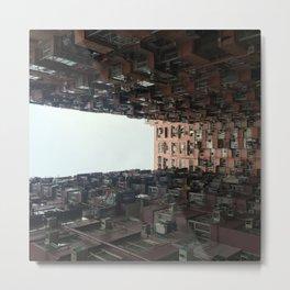 Jalan Hong Kong - Quarry Bay I Metal Print