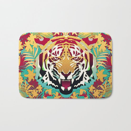 Tiger 2 Bath Mat