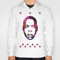 jay z Hoodies featuring JAY by Fimbis