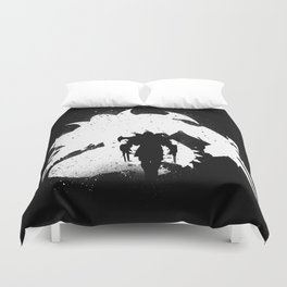 The Master of Shadows Duvet Cover