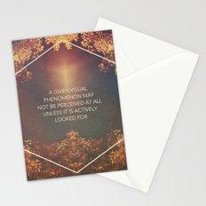 Visual Phenomenon  Stationery Cards