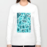 breaking Long Sleeve T-shirts featuring Breaking Bad by Felix Rousseau