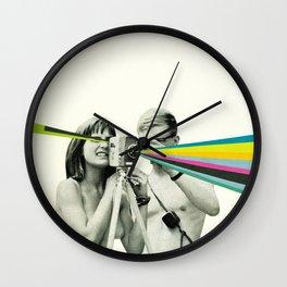 Back to Basics Wall Clock
