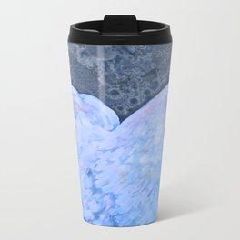 Big Fat Lavender Orp Metal Travel Mug
