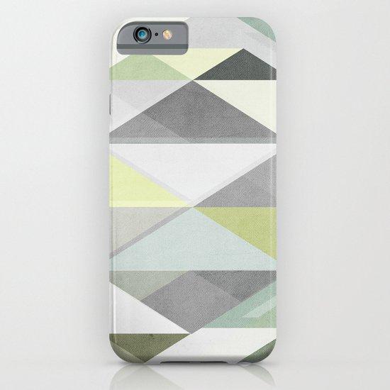Nordic Combination III iPhone & iPod Case