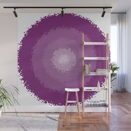 purple decay Wall Mural