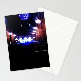 Pews II Stationery Cards
