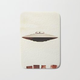 UFO Skyline Bath Mat