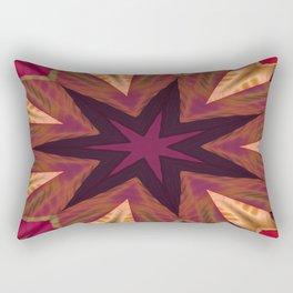 Inner Star Rectangular Pillow