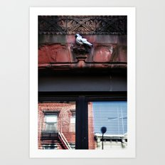 Stillpoint Art Print