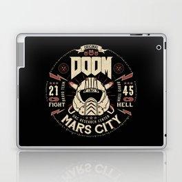 Doom - Fight Hell Laptop & iPad Skin