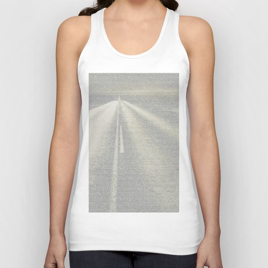 On The Road (The Complete Book) Unisex Tank Top