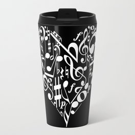 Invert Music love Travel Mug