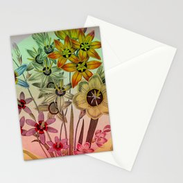 Vintage Bouquet Stationery Cards