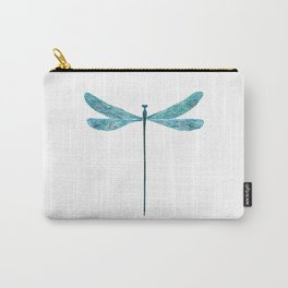 Dragonfly, watercolor Carry-All Pouch