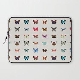 Butterflies Laptop Sleeve