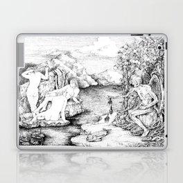 3 women bathing Laptop & iPad Skin