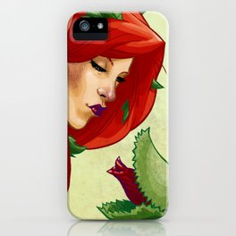 Poison Love iPhone Case