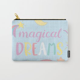 The Most Magical Dreams Carry-All Pouch
