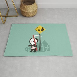 Highway to hell Rug