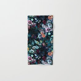 Night Garden Hand & Bath Towel