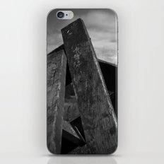 Discarded iPhone & iPod Skin
