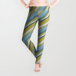 Beach Stripes Leggings