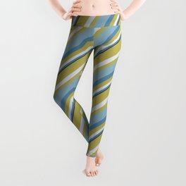 Beach Stripes Leggings