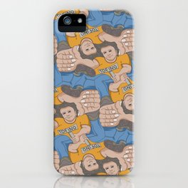 Tofino HitchHiker Tessellation iPhone Case